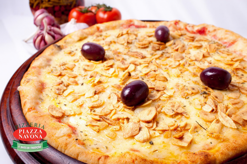 PIZZA - ALHO