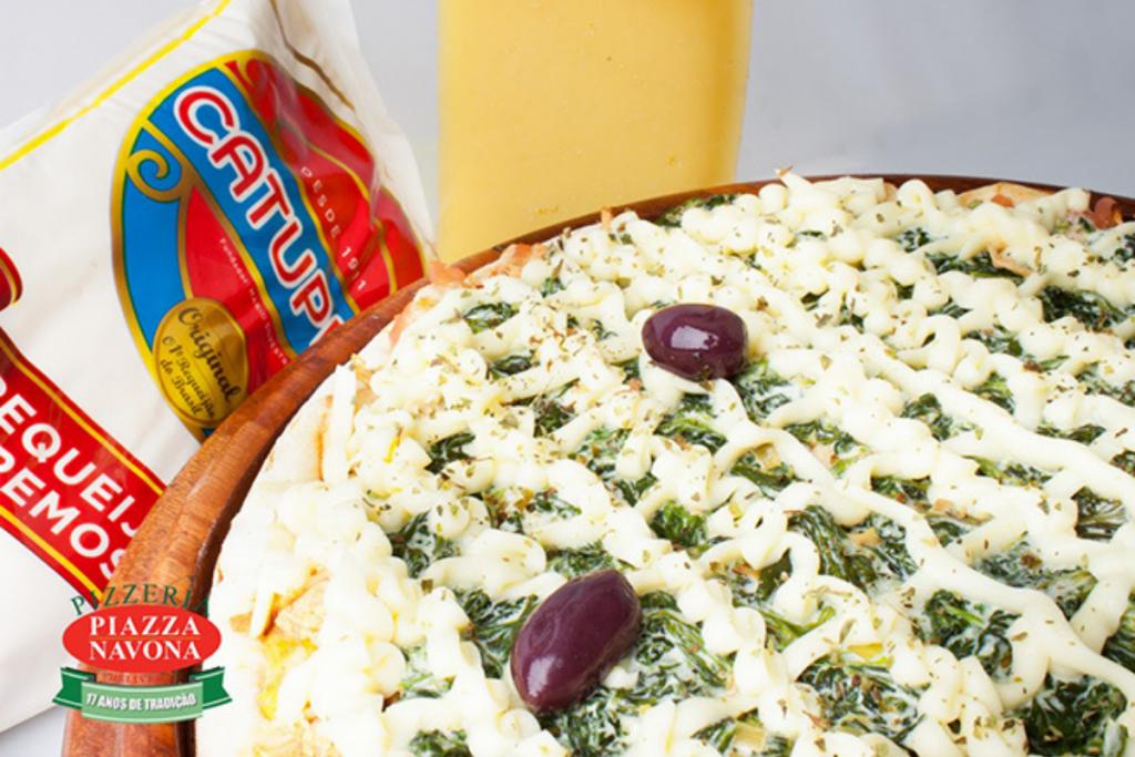 PIZZA - OLIVIA PALITO